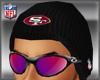 49ERS SKULLY NFL