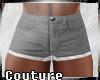 (A) Sexy Shorts Grey