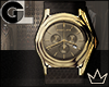 GL| Lux Lthr Band Watch
