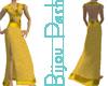 Golden Starlet Gown