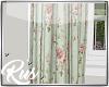 Rus: Shabby Chic curtain