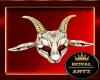 Ancient Goat Mask V.2