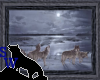 Wolves By Moonlight