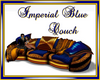 Imperial Blue Couch