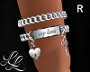 "Bracelet ""my love"" R"