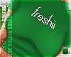s | Green Merch Tee