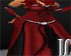 BBW~Elven Gown Red