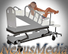Hospital delivery Bed