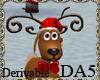 (A) Reindeer Holiday pet