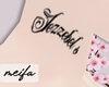 🌸 Req Tatto Jezzebels