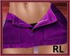 Purple Skirt RL