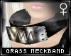 !T Grass neckband [F]