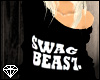 +Swag Beast Sweater