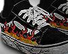 Vans w/ Socks