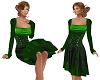 TF* Irish Green Dress