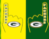 Packers Foam Finger