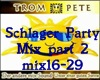 Schlager Party mix part2