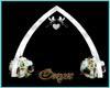 (ML)Ocean Wed Dove Arch