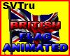British flag animated