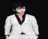 custom white suit
