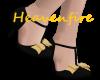 ^HF^Black N Gold Vintage