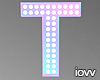 """Iv""""Letters T"""
