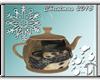 Snowman Tea Pot