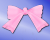Overall Pink Bow