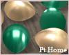 St. Patrick Balloons
