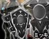! Battle Shield #SILVER