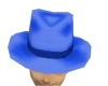 P EYE Blue Hat