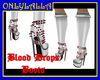 Blood Drops Boots