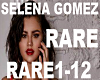 Selena Gomez-Rare