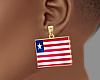 MY FLAG :LIBERIA