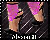 [A] Margie Pink Heels