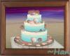 Amore Wedding Cake