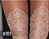 [Anry] Maxine Tattoo leg