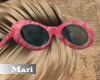 !M! Pink Sunglasses