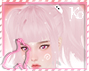 Ko ll School Hair Pink