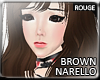 |2' Narello Brown