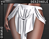 0 | Drape Goddess Skirt