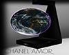 Modern hover Glow Globe