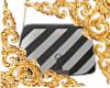 Off-White Flap Bag