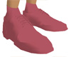 Pink Dress Shoe