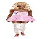 Diamond Mini Gown (P)