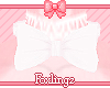 🎀 Valentine bow tie
