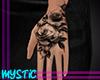 Stem Rose Hand 2