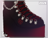 Devil   Spiked boots