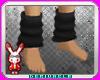 Black Loose Socks unisex