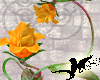 N- FlowerbudSeat: Orange
